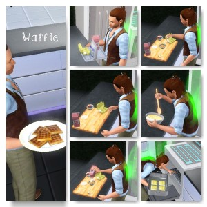 0- Waffle