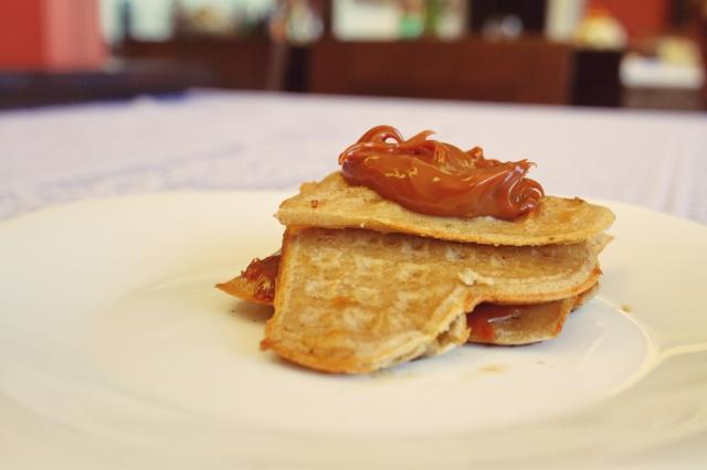 receita Waffle The Sims 3
