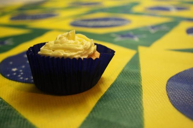 receita Cupcake com Cobertura de Buttercream the sims 3 - 1