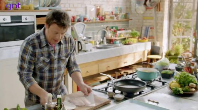 cozinha jamie oliver