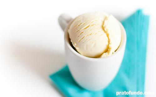 pf- sorvete de azeite