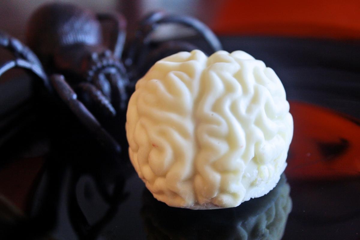 Bolo de Cérebro de Zumbi